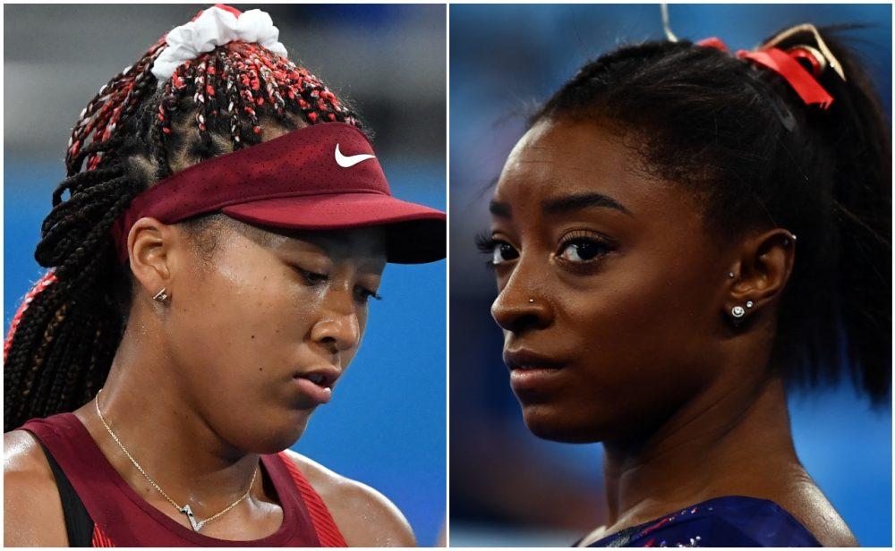 Simone Biles y Naomi Osaka: hasta las mejores sufren por su salud mental
