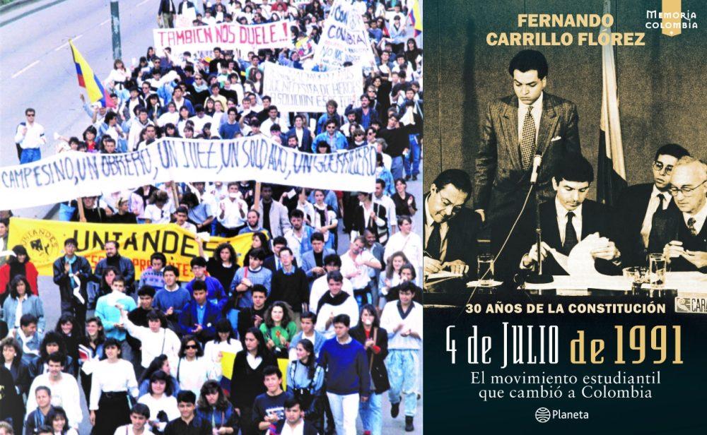 Constitución del 91: el mensaje a los jóvenes para una agenda futura