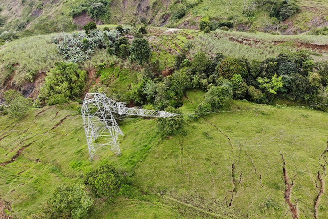Apagones en Arauca