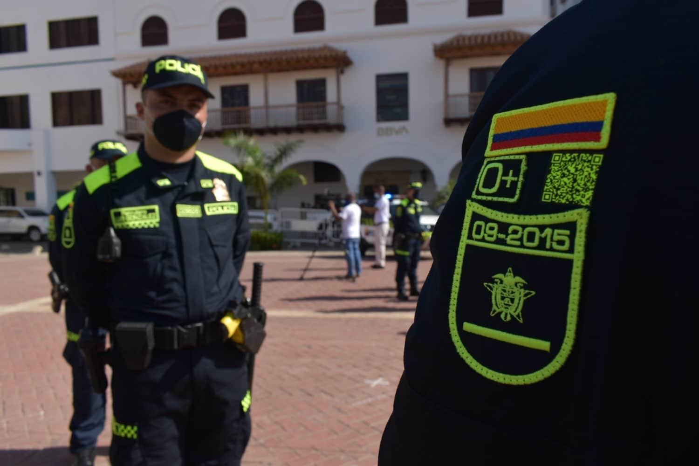 Así serán los nuevos uniformes de la Policía de Colombia