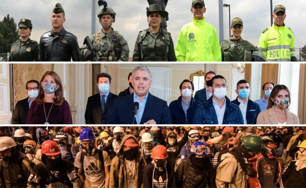 ¿Quién saca la cara por la Nación?
