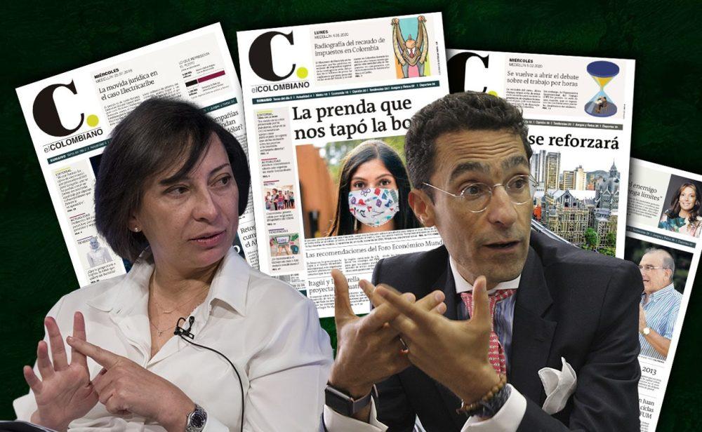 Oferta para comprar 'El Colombiano' desata crisis y salida de Martha Ortiz de la dirección