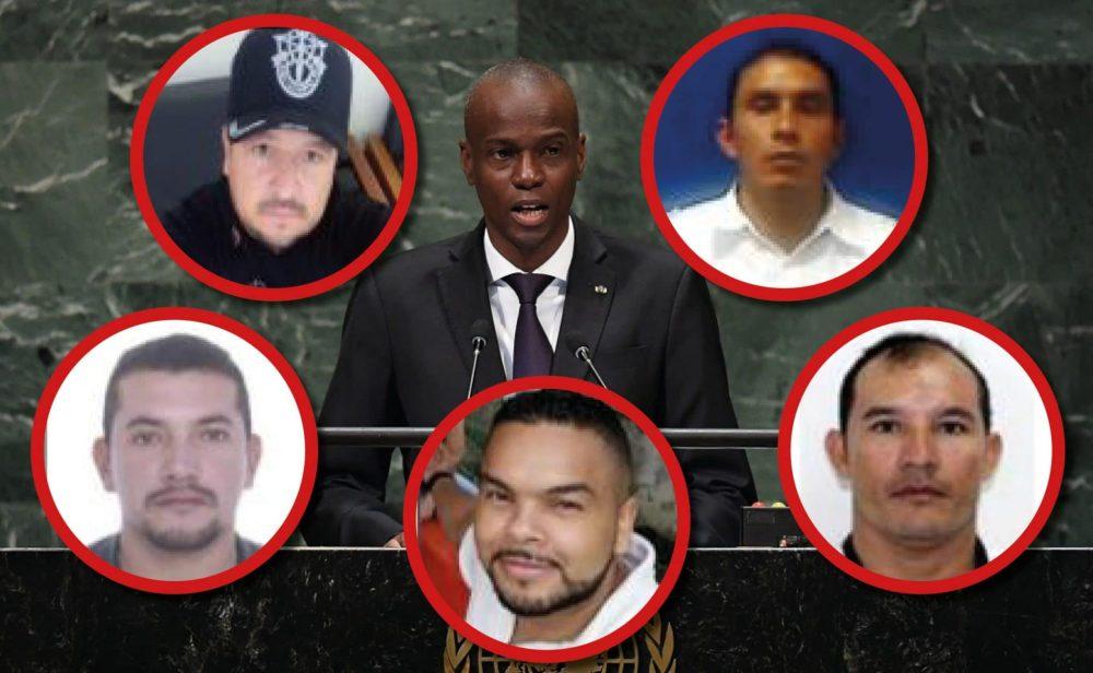 Exmilitares colombianos vinculados a magnicidio en Haití fueron entrenados por el servicio de inteligencia MI5 británico