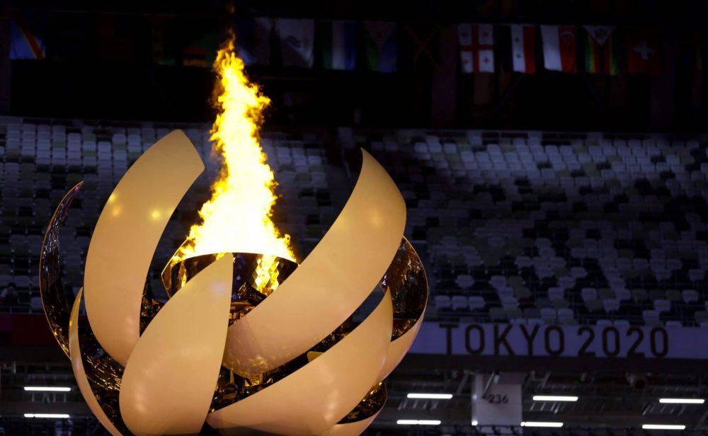 Se encendió la llama olímpica: inaugurados los juegos Tokio 2020