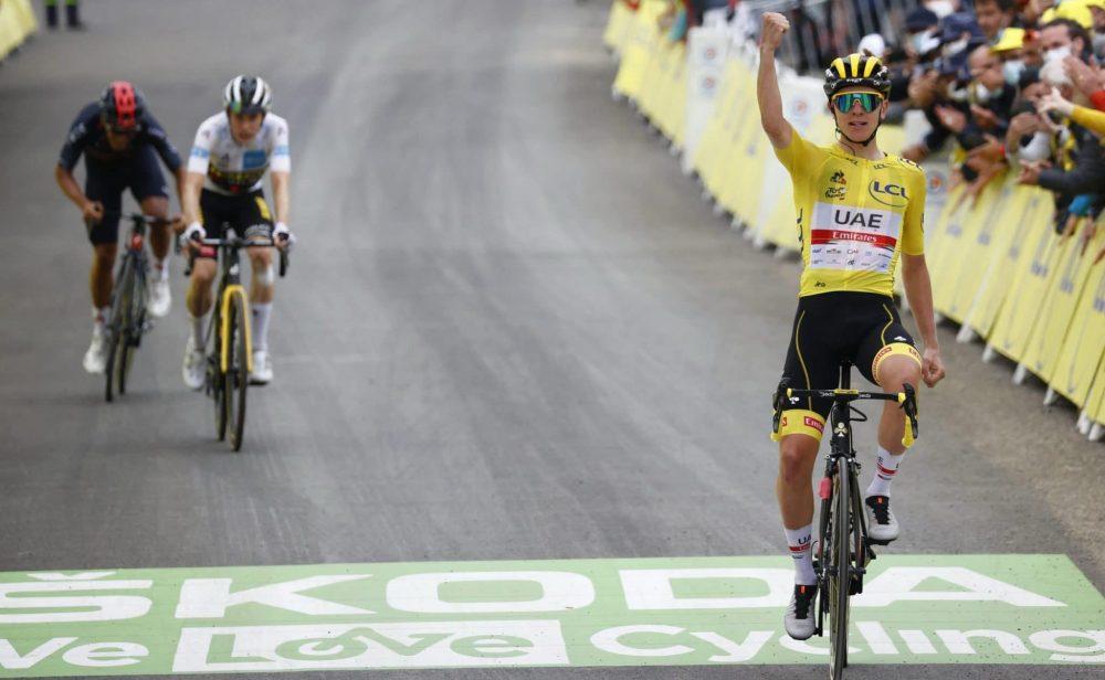 Tour de Francia: Pogacar gana también en Luz Ardiden y despeja cualquier duda (por si existía)