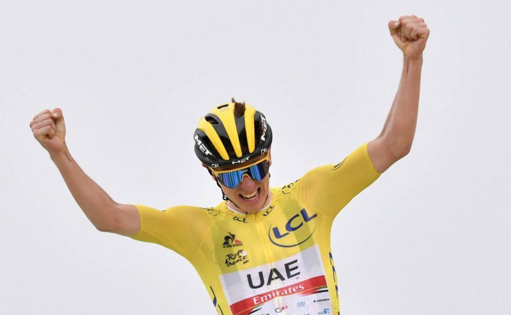 Tour de Francia: Pogacar gana en el Portet y se afianza como líder
