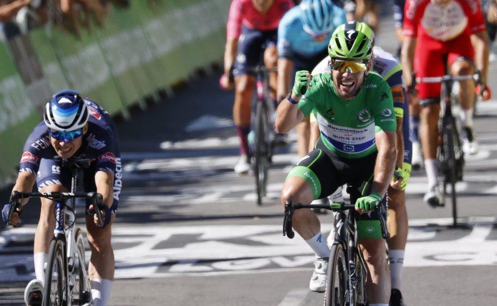 Cavendish hace historia en el Tour: iguala récord de Merckx en victoria de etapas