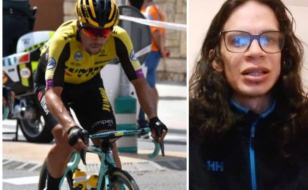 """""""Roglic es mi favorito para ganar la medalla de oro en la ruta de Tokio 2020"""""""