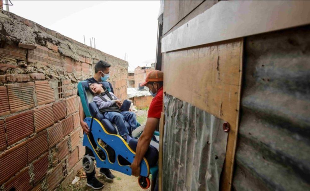 La herramienta 'made in Colombia' para la rehabilitación de niños con parálisis cerebral