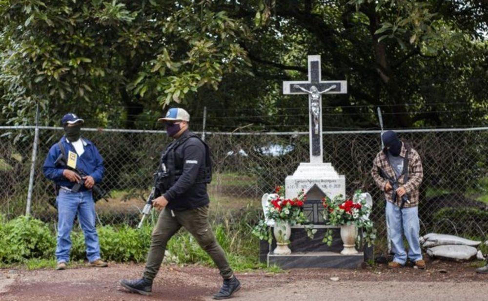 Violencia en México: un Estado frágil frente al narcotráfico y las autodefensas