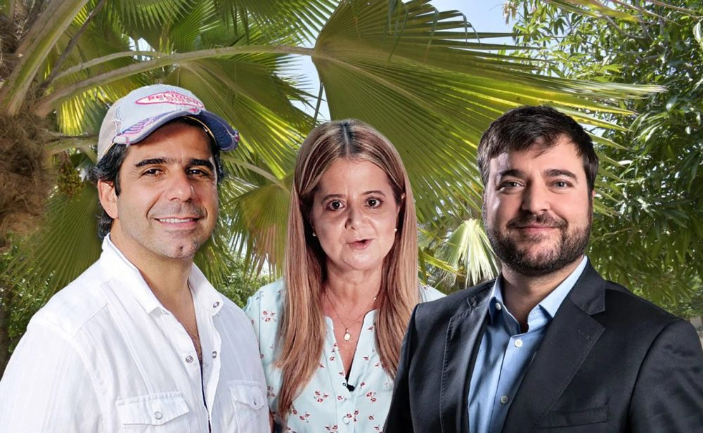 Un billón de pesos, 250.000 árboles y la rosca de los hermanos de la gobernadora Elsa Noguera