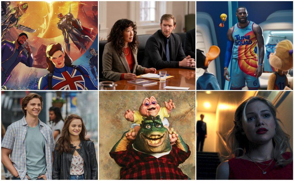 Los estrenos de Netflix, HBO Max, Amazon Prime y Disney + para agosto