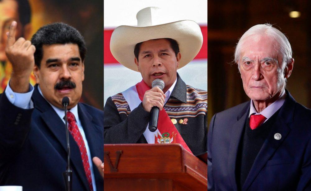 """Gobierno de Pedro Castillo le da la espalda al Grupo de Lima: """"Venezuela es un país bloqueado"""""""