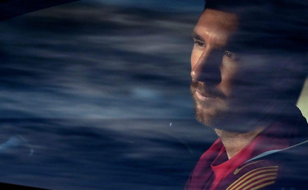 Barcelona y la salida de Messi: ¿estrategia para presionar a la liga?