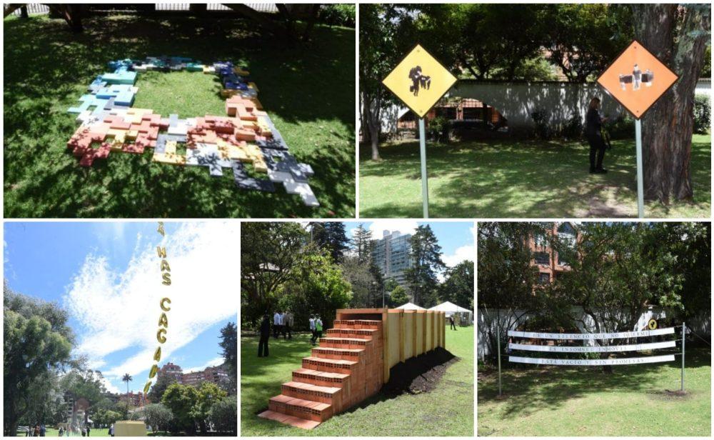 Sitio, la sección de Semana ARTBO que llevará el arte al Parque El Chicó
