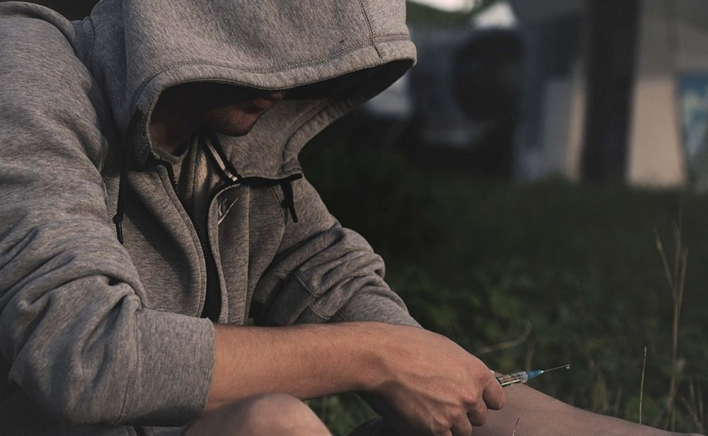 La lucha contra las drogas, el gran teatro estadounidense