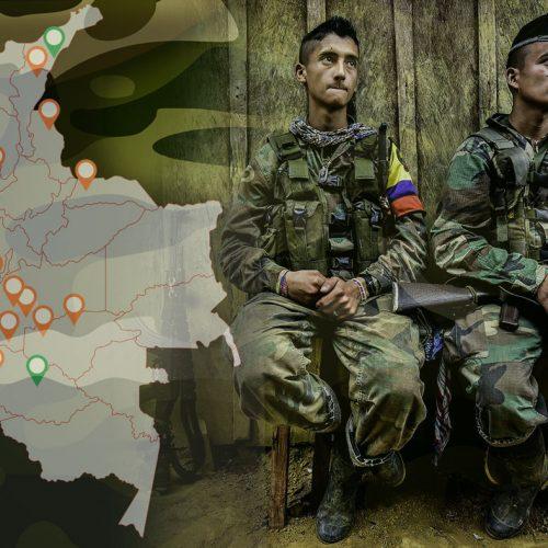 El nuevo mapa del conflicto: ¿dónde están los excombatientes y qué pasa con las disidencias?