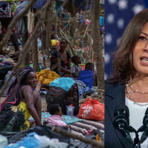 Miles de migrantes haitianos se aglomeran en frontera de Estados Unidos: ¿quién se hará cargo de la crisis humanitaria?