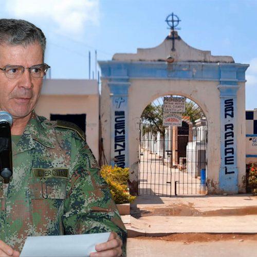 Los desconocidos falsos positivos de Ciénaga que ahora persiguen al general Montoya