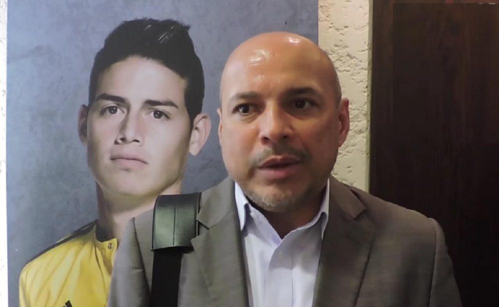 El lío del padrastro de James evidencia el poder intocable del fútbol colombiano