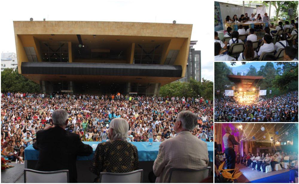 """""""La poesía no ha muerto"""": Los festivales que mantienen viva la llama en Colombia"""