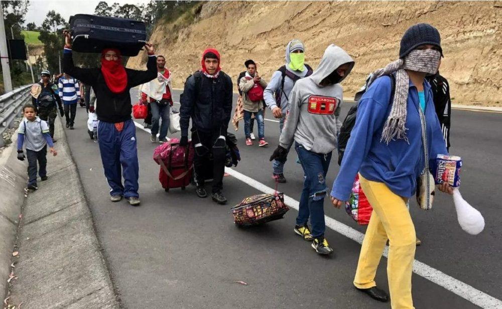 Los venezolanos de la diáspora