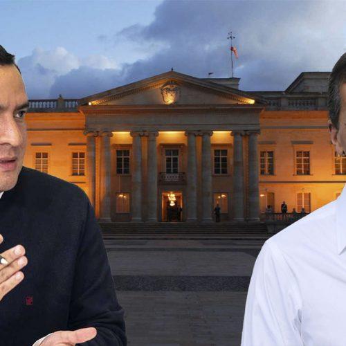 Edward Rodríguez y la pelea por su candidatura presidencial en el Centro Democrático
