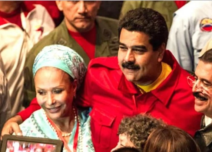 Piedad Córdoba ha sido la figura política colombiana más cercana al chavismo