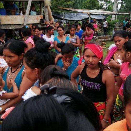 """""""Detengan el etnocidio"""": el desesperado llamado de los pueblos indígenas frente a la nueva ola de violencia"""