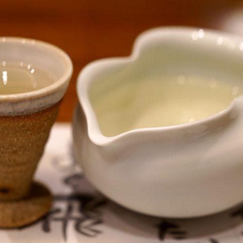 Sake tibio