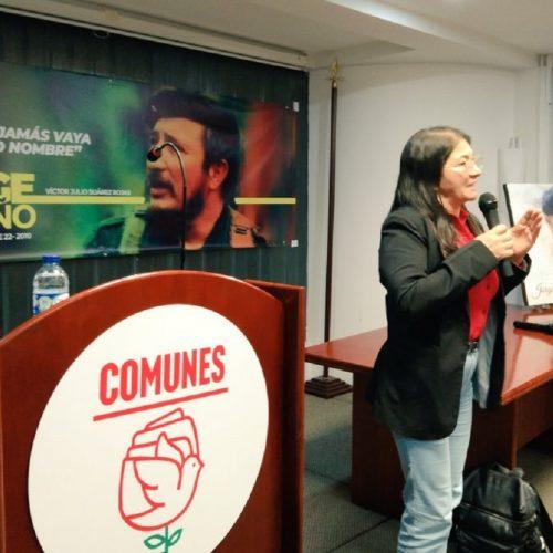 La ofensa de Sandra Ramírez a la memoria de las víctimas