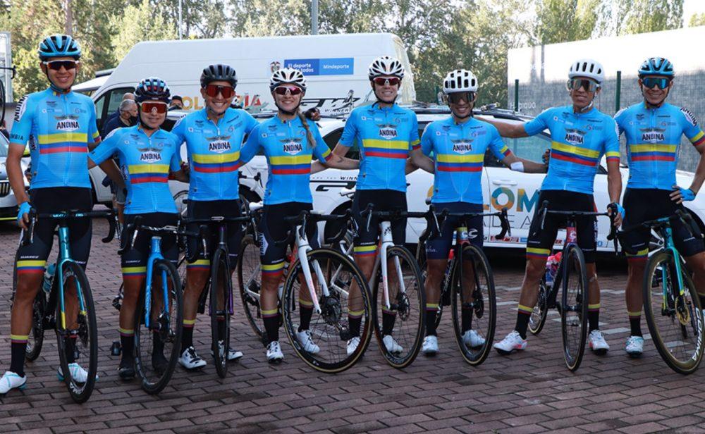 Estos son los ciclistas que representarán a Colombia en el Campeonato Mundial de Ruta en Flandes