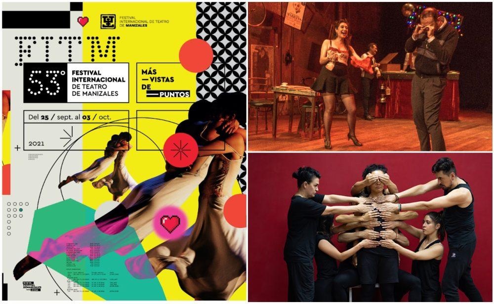 Teatro y verdad: así será el Festival Internacional de Teatro de Manizales