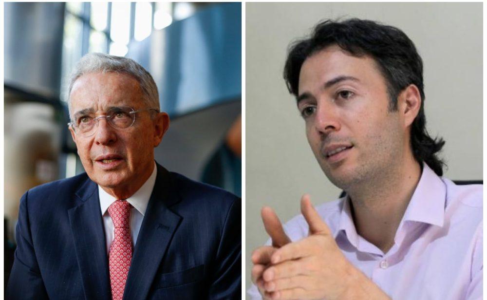 Uribe contraataca a Quintero y denuncia por corrupción a la Alcaldía de Medellín