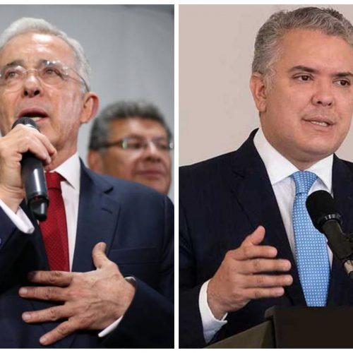 Uribe le da la espalda a Duque y pide mantener la ley de garantías