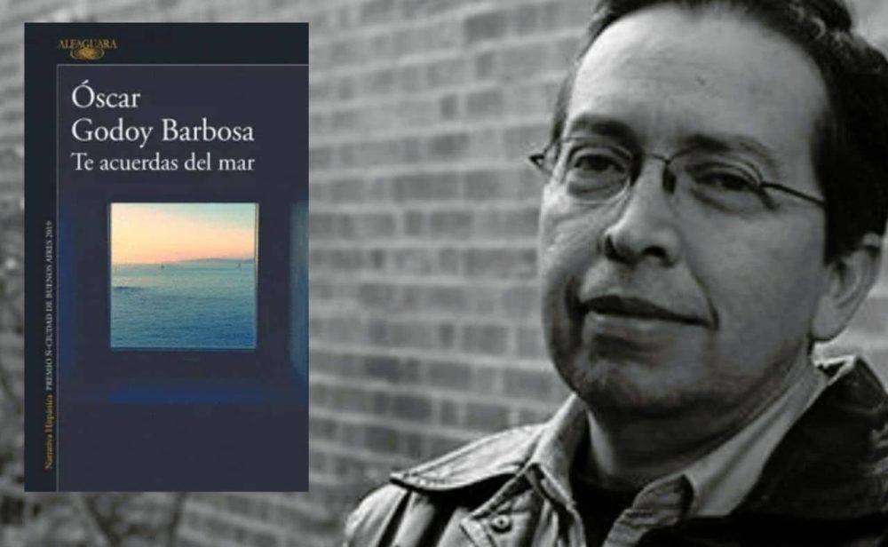 """""""Te acuerdas del mar', una novela sobre novelas"""