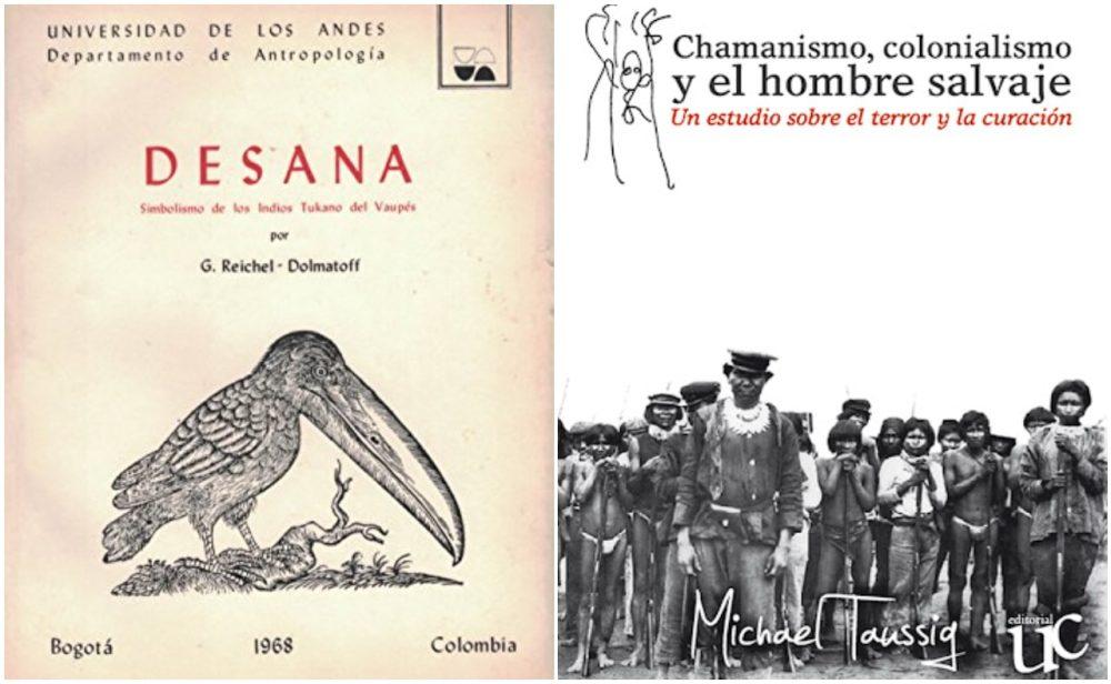 El top de los libros de antropología en Colombia (de autores extranjeros)