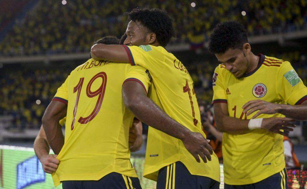 Estos son los jugadores convocados por Colombia para las eliminatorias al mundial