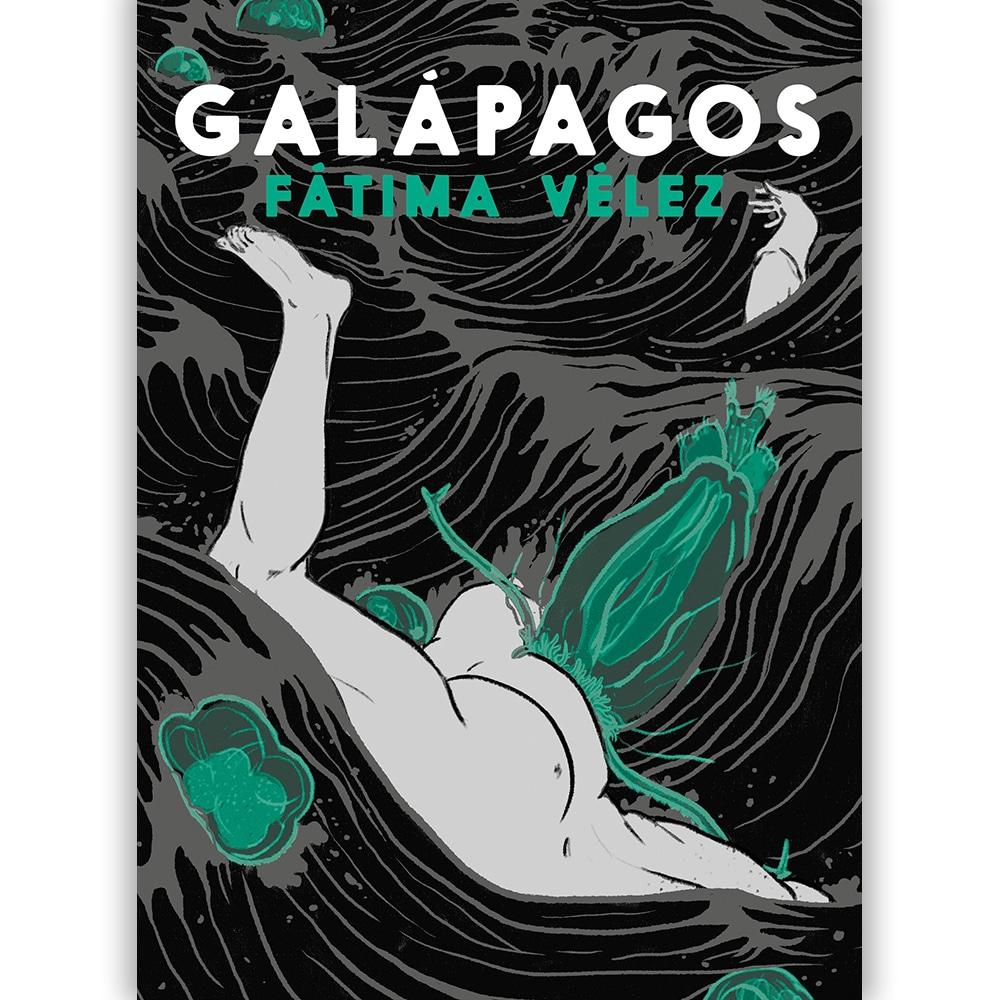 Galápagos - Fátima Vélez (Laguna Libros)