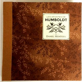 Los libros de octubre: apuntes de Humboldt - Daniel Montoya