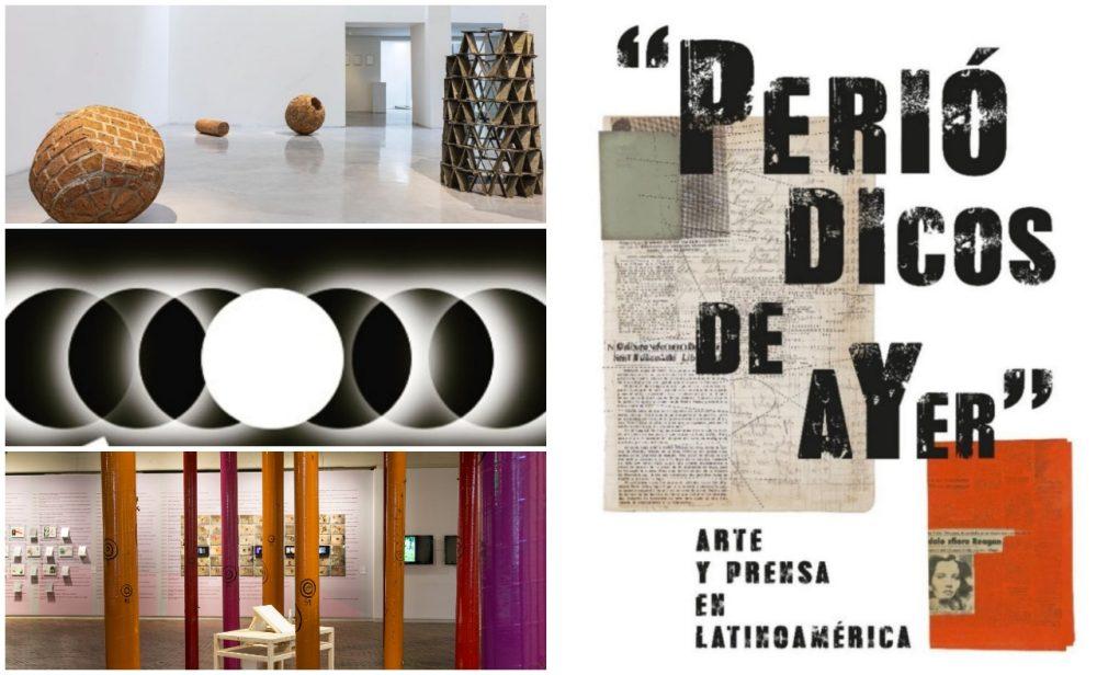 Las artes continúan: 6 exposiciones para visitar en octubre