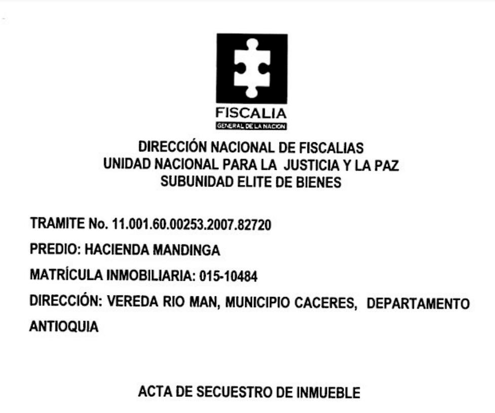 Luis Horacio Escobar Saldarriaga