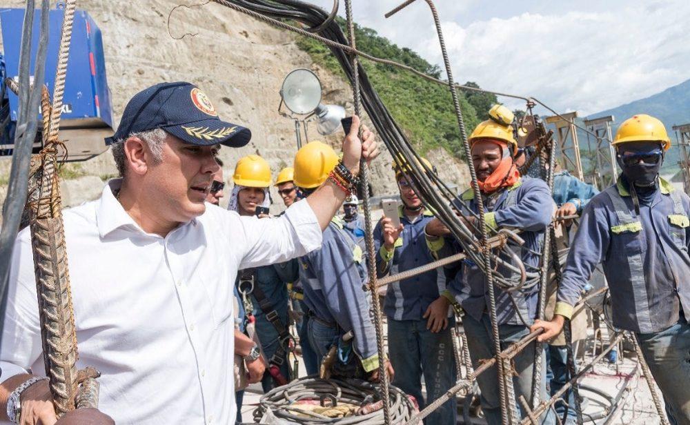 Gobierno se mete de lleno en la batalla por el futuro de Hidroituango