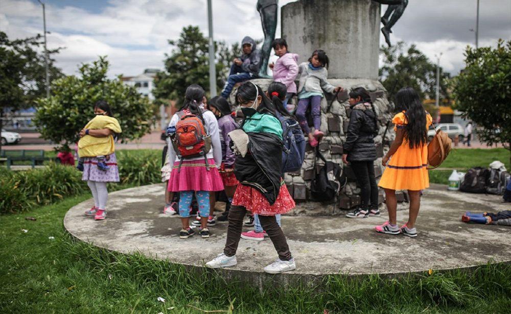Bogotá Embera