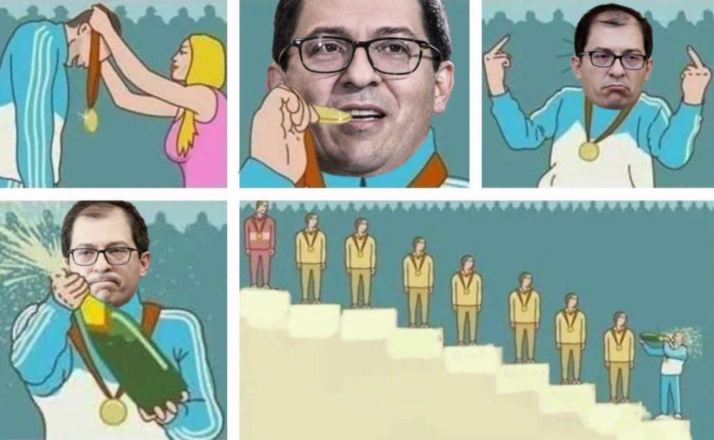 La nueva exageración del fiscal Barbosa