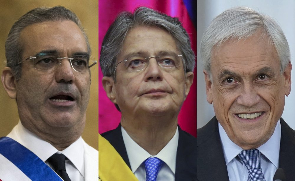 Los mandatarios latinoamericanos señalados en los Pandora Papers