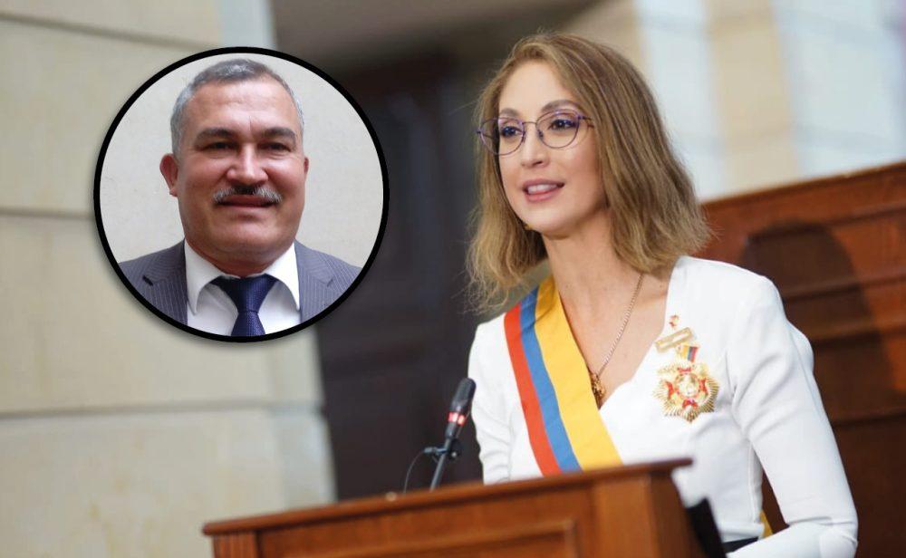 """""""Anatolio, vote sí"""": la orden que pondría en aprietos a Jennifer Arias"""