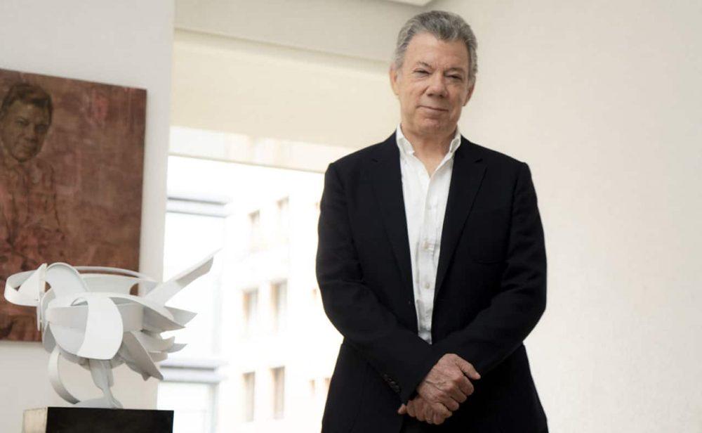 """""""Como no pudieron hacer trizas el acuerdo, ahora dicen que han hecho más por la paz que yo"""": Santos"""