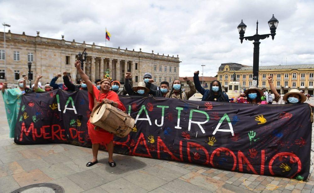 La huelga que recuerda que el Estado sigue sin cumplirle a La Guajira