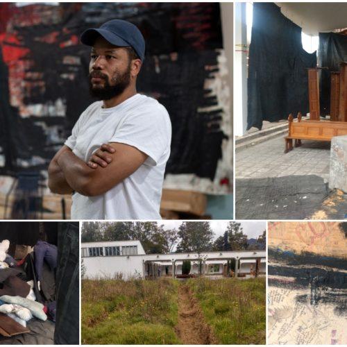 La mirada del artista Óscar Murillo a la opresión y a la injusticia